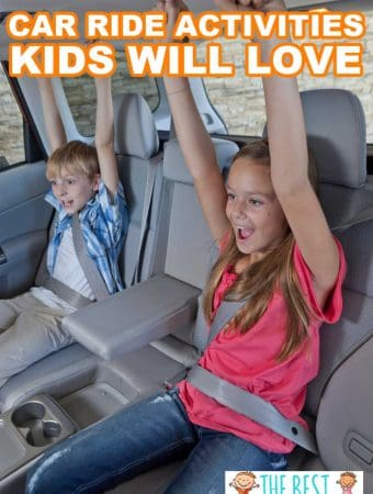 Car Ride Activities for Kids