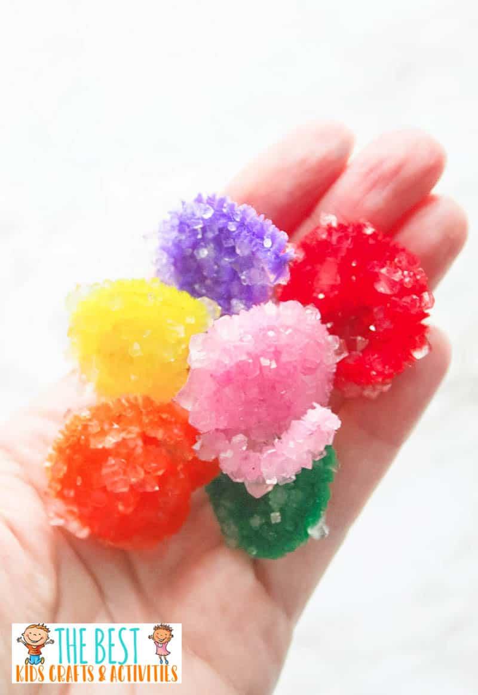 how to make borax crystals
